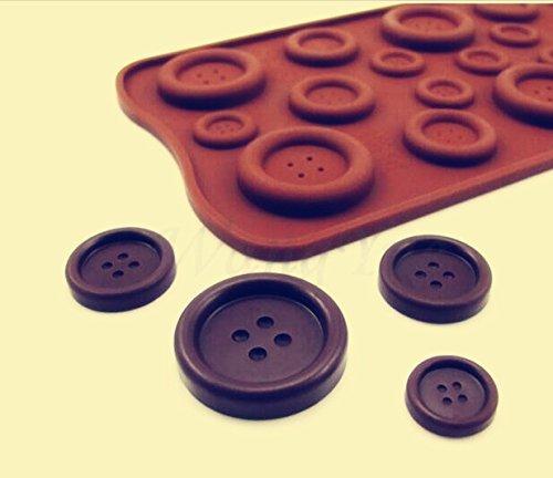 chocolate button mold - 5