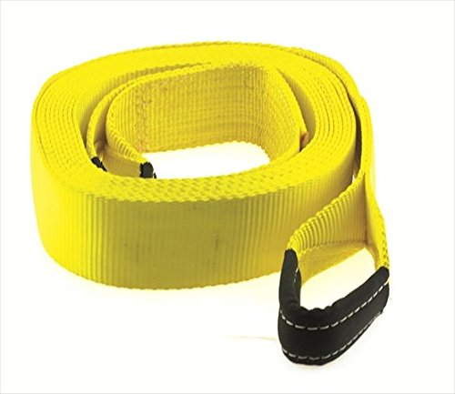 SMITTY BILT CC408 4 In. X 8 Ft. Trail Gear Recovery Strap