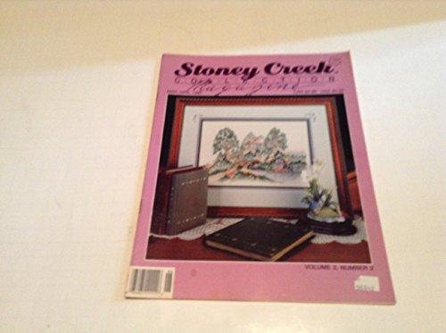 (APRIL 1990 STONEY CREEK CROSS STITCH MAGAZINE)