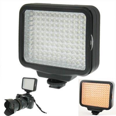 KANEED LED ビデオライト LED-5009ソフトシート&イエローフィルタと7.4V 6600mAh Sony NP-F970リチウムイオンバッテリー 撮影用定常光ライト   B07QS3YFCW