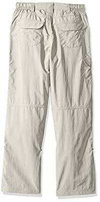 Girls Sierra Point Roll Up Pants