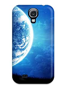 LovingShop Premium Protective Hard Case For Galaxy S4- Nice Design - Wall Papers