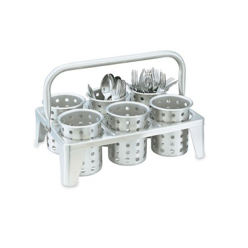 Vollrath 99720 Transport Rack Holds 6 ()