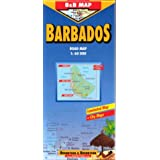 Barbados (Road Maps)