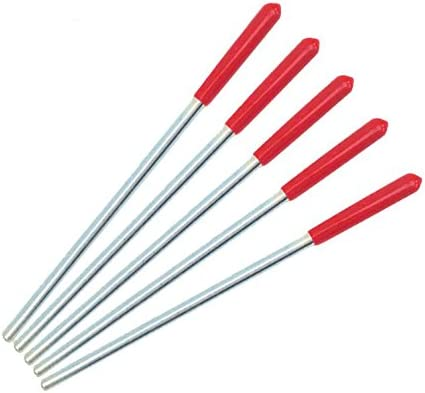 Percussion Plus – Baquetas para triángulo – pack de 5: Amazon.es ...