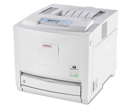 Ricoh Aficio CL3500N Color Laser Printer (White) (Cl3500n Color)