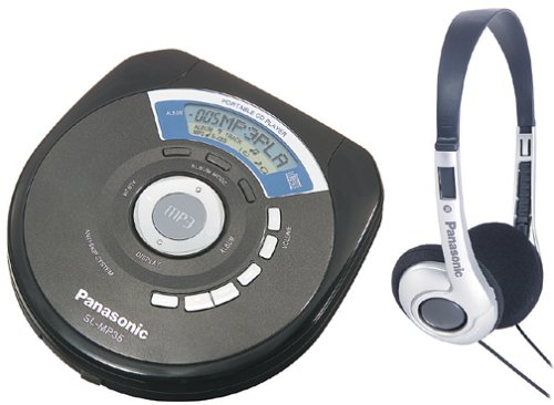 Panasonic SL-MP35 Portable MP3/CD (Panasonic Mp3)