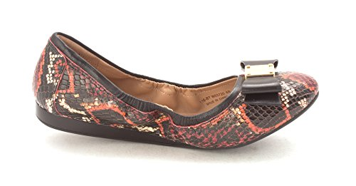 Haan Jarviasam Femmes red Ballerines Multi Black Cole qSU4wS