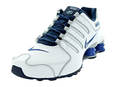 Amazon.com | NIKE Men's Shox NZ EU Running Shoe | Running