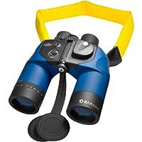 BARSKA 7x50 Binocular impermeable para aguas profundas con telémetro interno y brújula