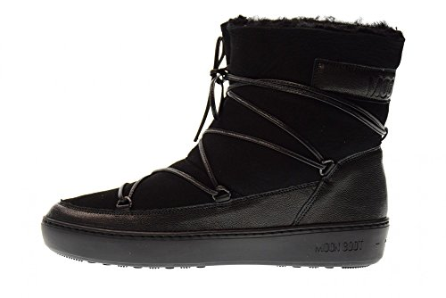 Low 00005 Rason Bottes 241027 Pulse Chaussures Boot Black Moon Pq1Ba