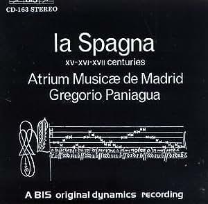 La Spagna: 15th, 16th, 17th Centuries