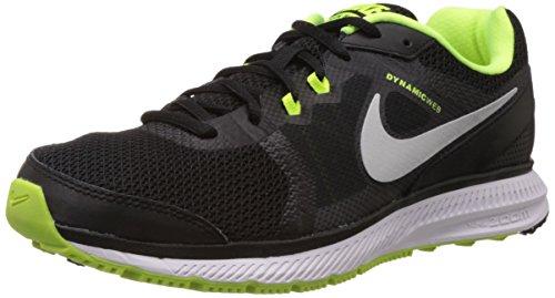 Nike Silver Black Dark Winflo Zoom Metallic Uomo Scarpe Corsa da Grey Volt 44rqFx