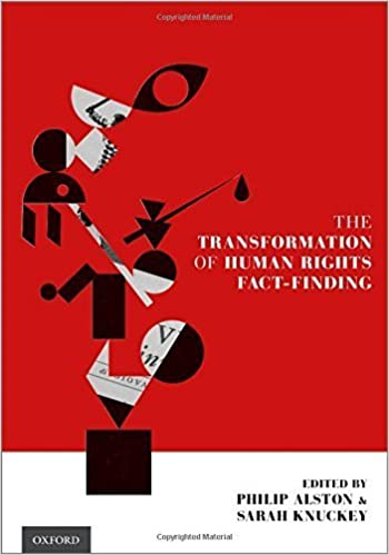 Book The Transformation of Human Rights Fact-Finding (2015-12-21)