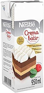 Nestlé Crema para batir, 950 mililitros