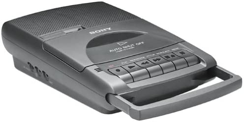 B00001ZT4H Sony TCM-929 Pressman Desktop Cassette Recorder with Automatic Shut-Off 411V9F9XRZL.