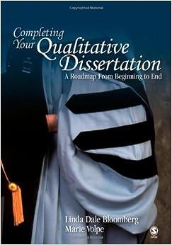 Buying a dissertation qualitative