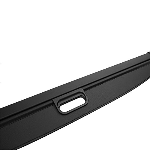 For Mercedes GLK 10-15 Retractable Black Cargo Cover Rear Trunk Luggage Shade