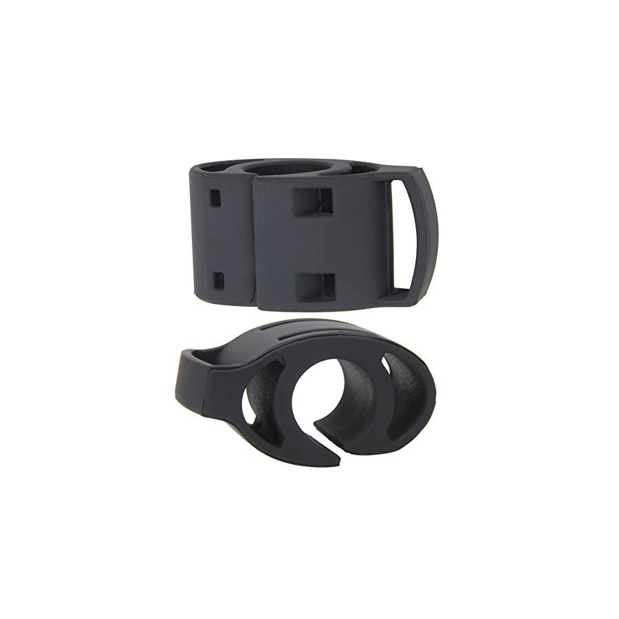 Bicycle Watch Mount from KOM Cycling Attach Watch to Bike Designed for Garmin Forerunner Watch Series and other Watches