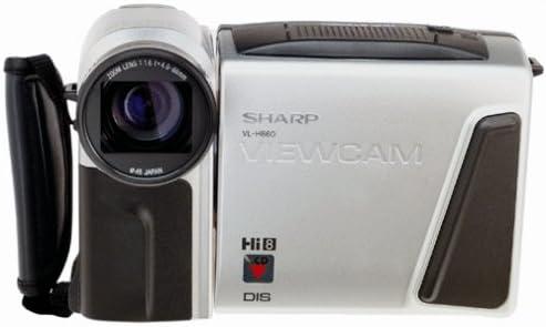 B00000JIJD Sharp VL-H860U Hi8 Viewcam Camcorder (Discontinued by Manufacturer) 411VAP2KNXL.