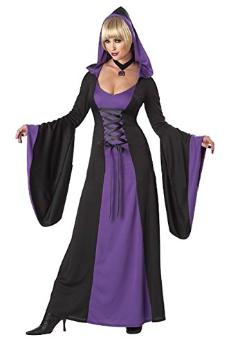 Cohac (Classic Witch Adult Womens Costumes)