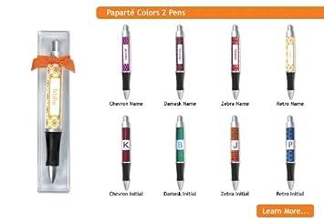 Paparte Personalized Pens
