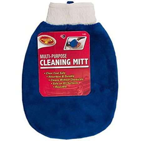 Detailer's Choice 2-303M Ultimate Microfiber Mitt - 1-Each Detailer' s Choice