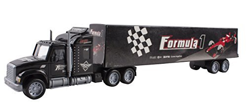 Toy Semi Truck (Toy Truck Mega Big Rig Trailer Semi 24