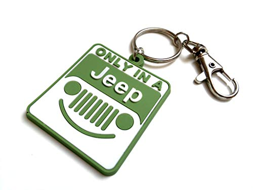 Freeco Jeep Llavero (Jeep): Amazon.es: Coche y moto