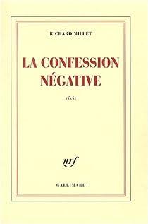La confession négative par Millet