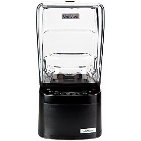 Blendtec P795C2901 Stealth 795 Blender With Wildside Jar And Spoonula Black