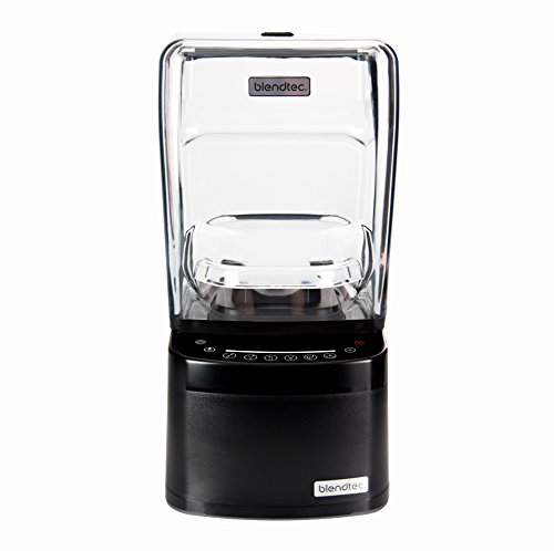 Blendtec 'Pro' 795 Blender with Wildside+ Jar (90 oz) and Spoonula BUNDLE, 6 Pre-Programmed Cycles, 11-Speeds, Black