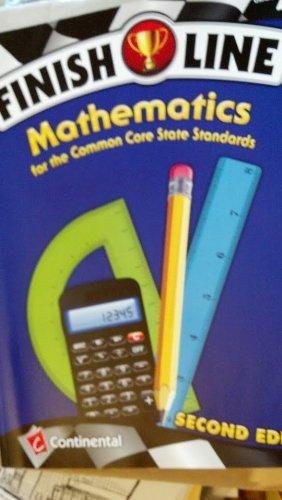 Finish Line Mathematics for the Common Core Standards - Grade 4 (Voume 2)
