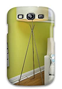 Premium Tripod Lamp With Drum Shade Heavy-duty Protection Case For Galaxy S3