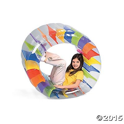 Inflatable Fun Roller - 6
