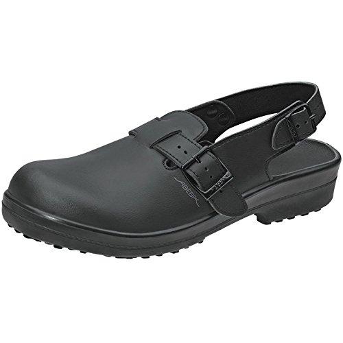 Abeba 1011-46 Classic Chaussures de sécurité sabot Taille 46 Noir