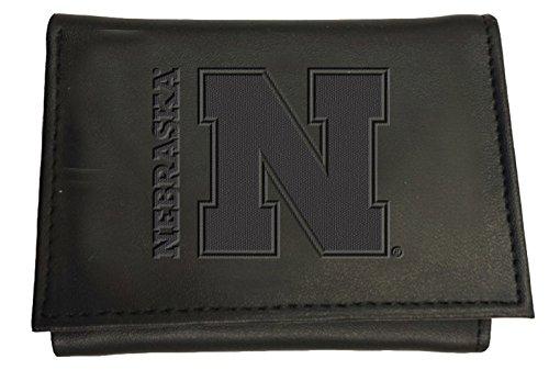 Team Sports America Nebraska Tri-Fold Wallet