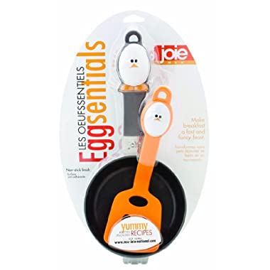 Joie Msc 50623 Eggsentials Egg Spatula Fry Pan Set (1, A)