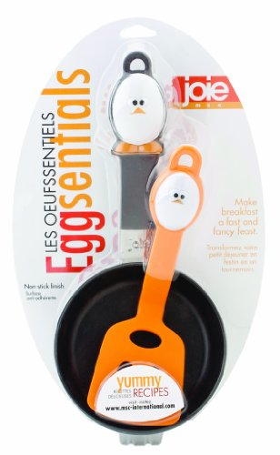 Joie Msc 50623 Eggsentials Egg Spatula Fry Pan Set (1, A) (Small Frying Pan For Eggs compare prices)