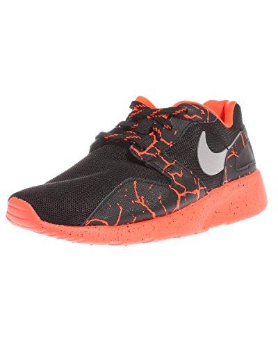 Nike Jungen Kaishi Lava (GS) Laufschuhe Schwarz / Silber / Rot (Schwarz / Silber-Ttl Mtllc Crmsn)