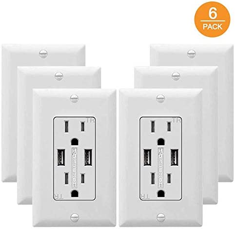 SZICT Receptacle Charging Resistant UL Listed product image