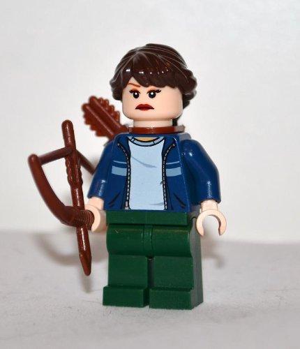 Katniss Everdeen Hunger Games Lego Figure- Tournament Version