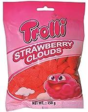 Trolli Strawberry Clouds, 150 g