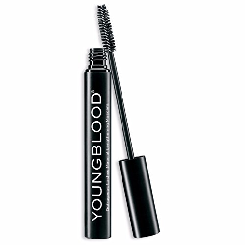 Youngblood Outrageous Lashes Mineral Lengthening Mascara, 0.23