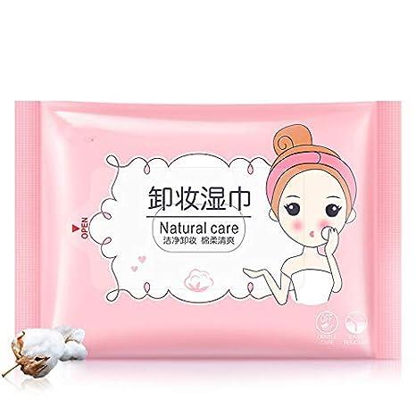 Zyhoue toallitas Secas-toalla Comprimida algodón maquillaje ...