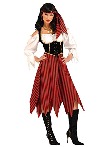 Forum Novelties 75568 Adult Pirate Maiden Costume, Multi Colored, Small]()