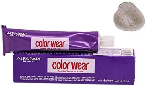 Alfaparf Color Wear Permanent Hair Color 10.02 - Extra Light ...