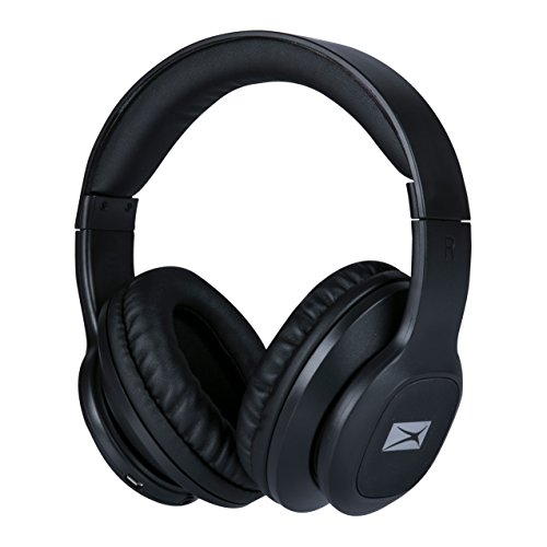 Altec Lansing MZW300 BLK Bluetoooth Headphone