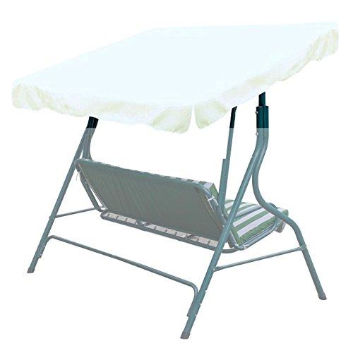 "BenefitUSA Patio Outdoor 65""x45"" Swing Canopy Replacement..."