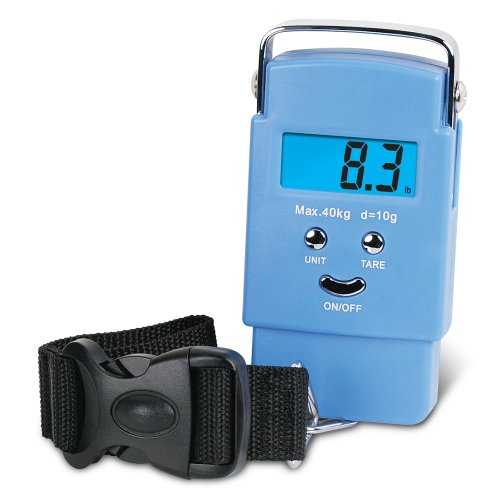 Price comparison product image Digital Luggage Weight Scale - Weigh Your Baggage Before Going to the Airport